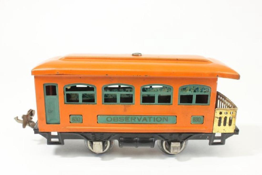 Set Lionel Orange - 5