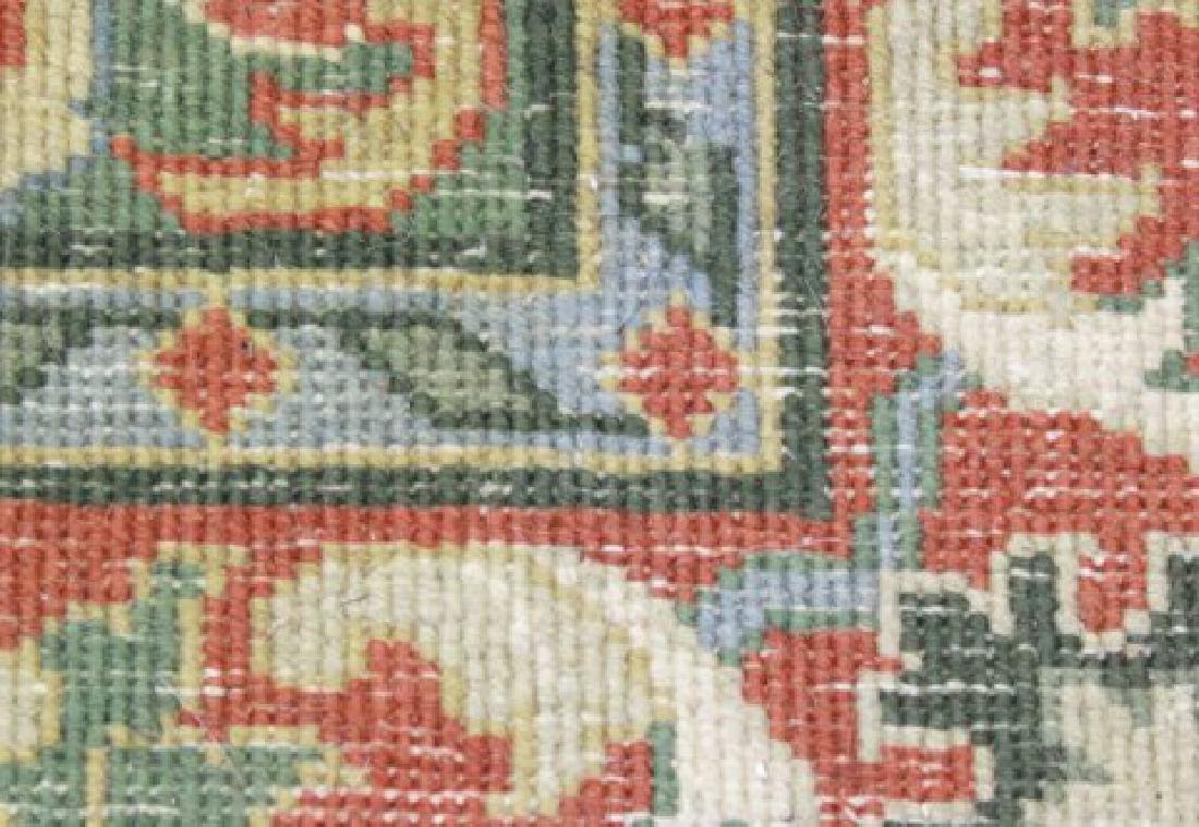 Tan Indo-Persian Handmade Rug/Carpet - 7