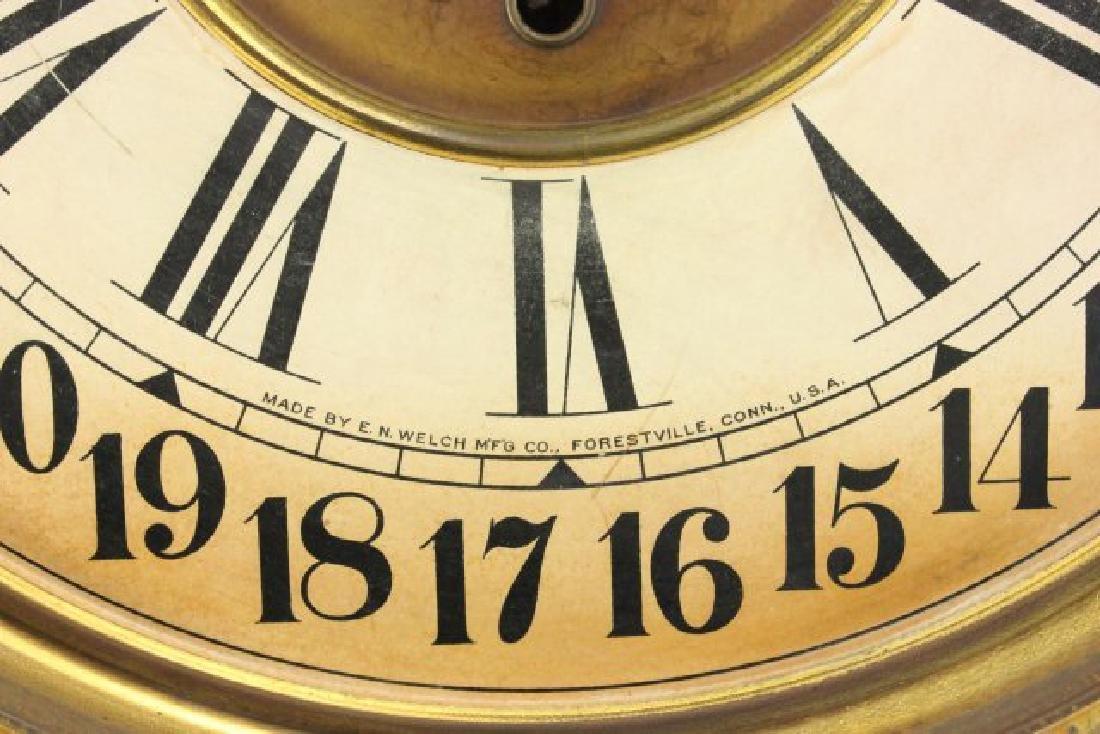Eclipse Regulator Calendar Clock - 3