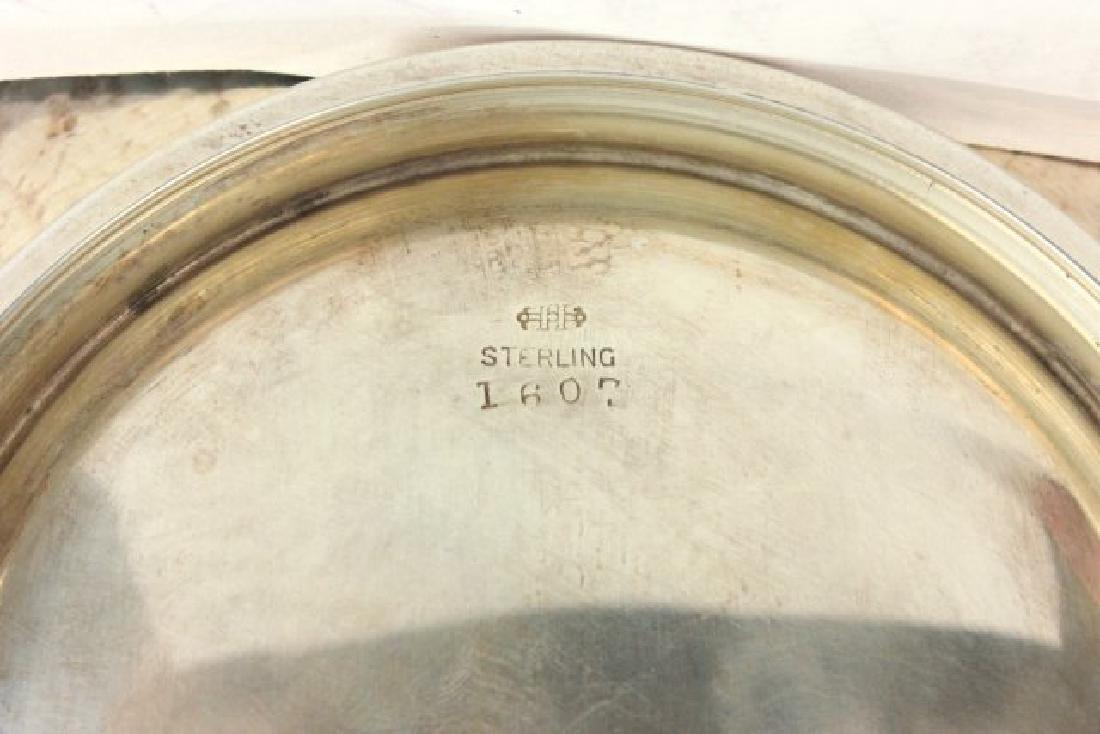 2 Sterling Silver Baskets - 9