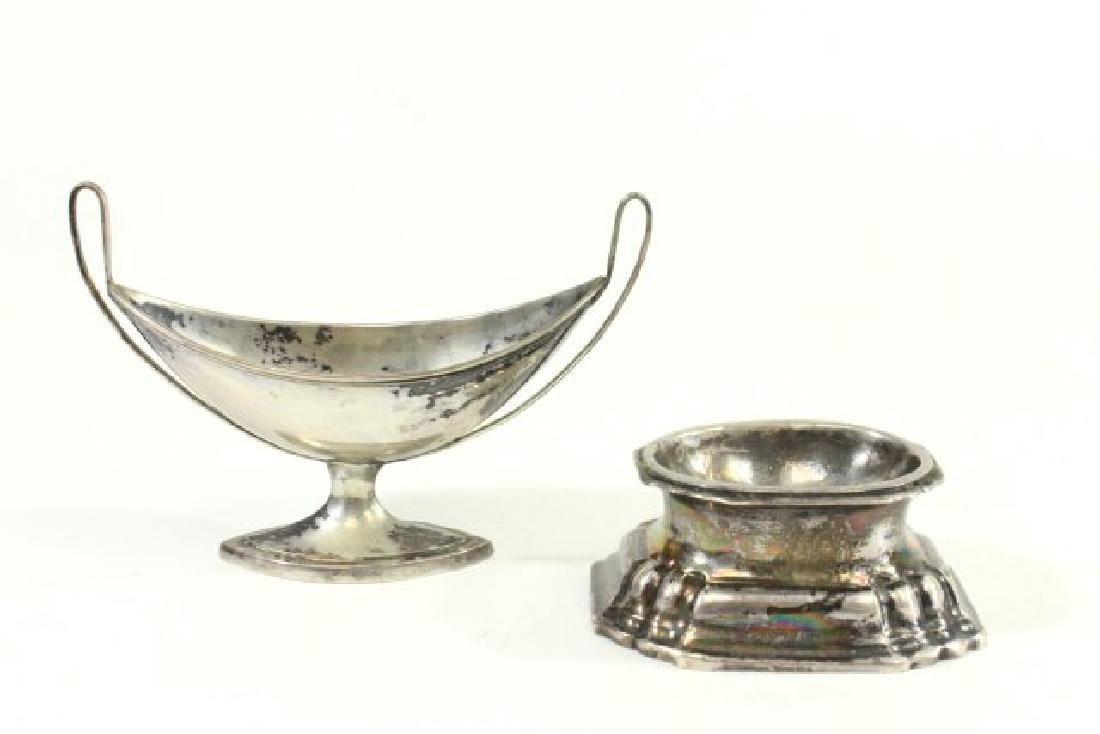 2-19th C. German Salts