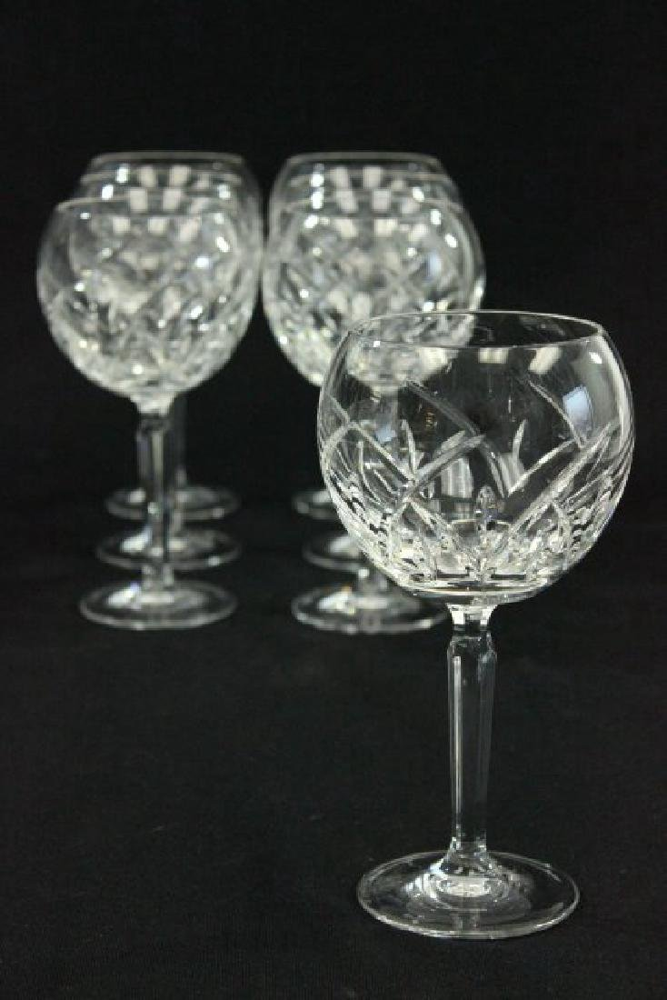 23 Pieces Waterford Lucerne Pattern Crystal - 4