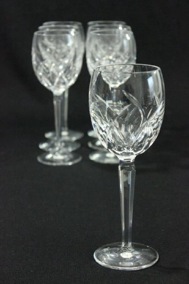 23 Pieces Waterford Lucerne Pattern Crystal - 5