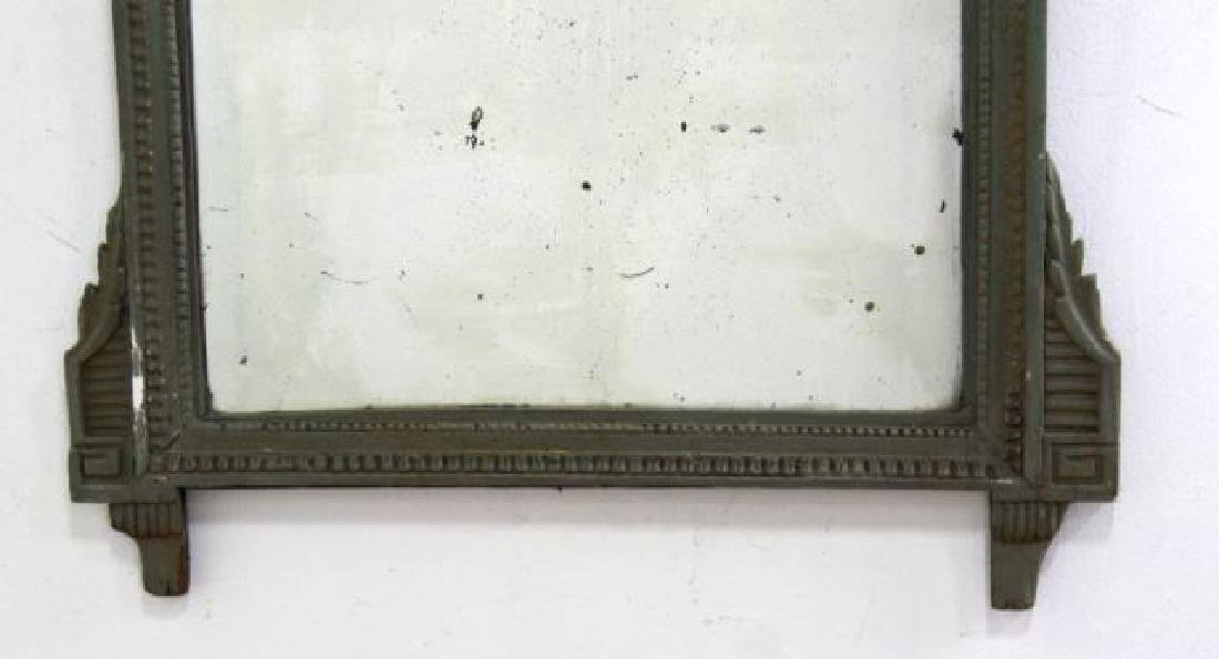 :Late 18th Century Carved Wood & Gesso Mirror - 3
