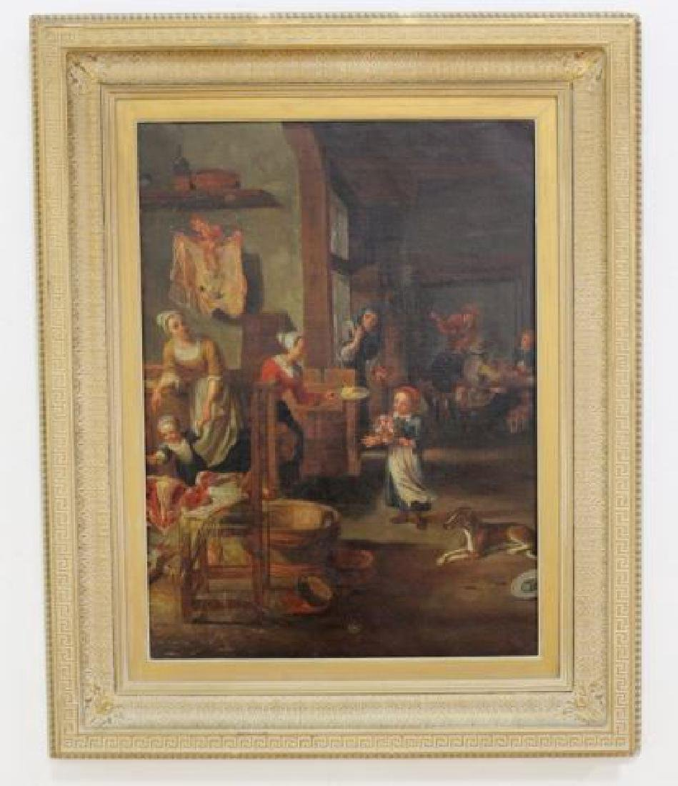 :After Teniers, Tavern Scene - 2