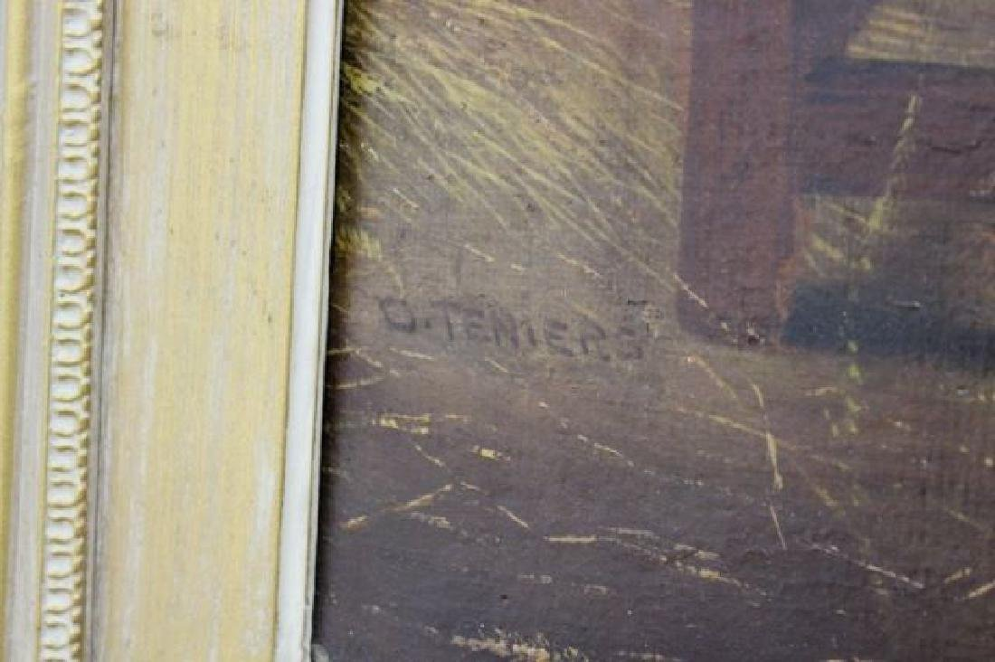 :After Teniers, Tavern Scene - 3