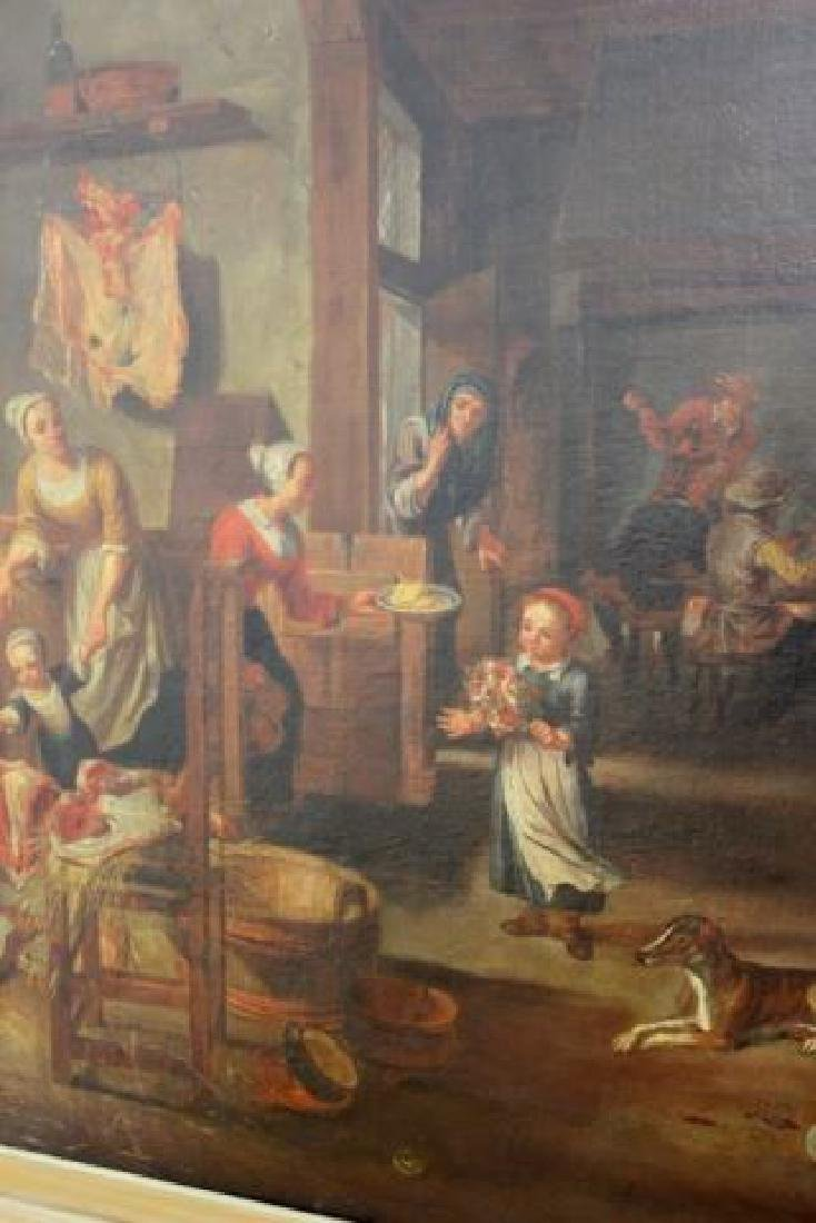 :After Teniers, Tavern Scene - 4