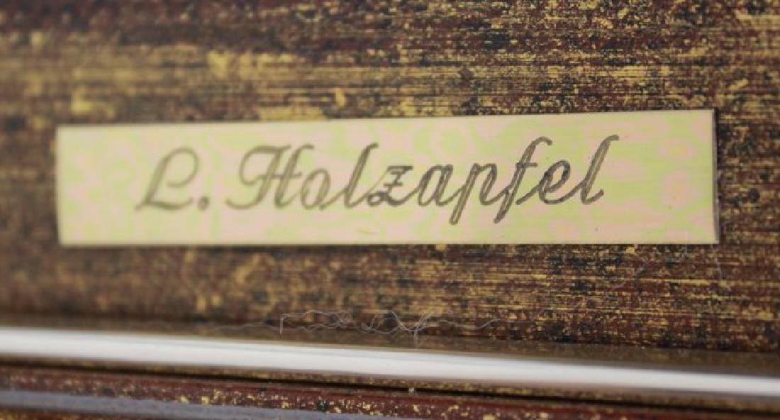 Ludwig Holzapfel, Haystack - 4