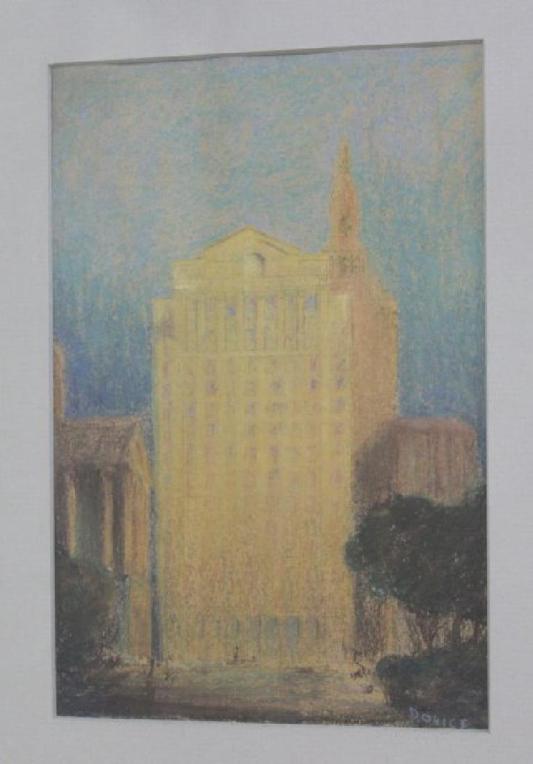 Leon L. Dolice, N.Y. Landscape - 2