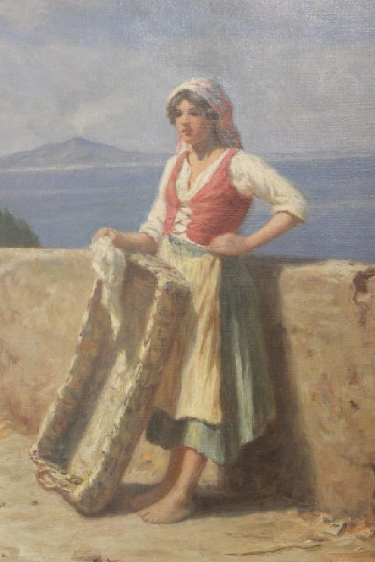 Niels Frederik Schiottz-Jensen, Italian Coast - 3