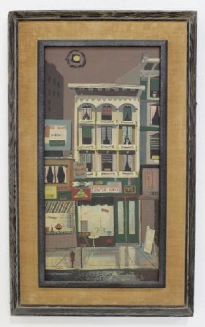 :Margaret Layton, Street Scenes - 2