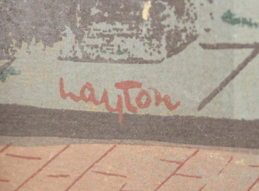 :Margaret Layton, Street Scenes - 5