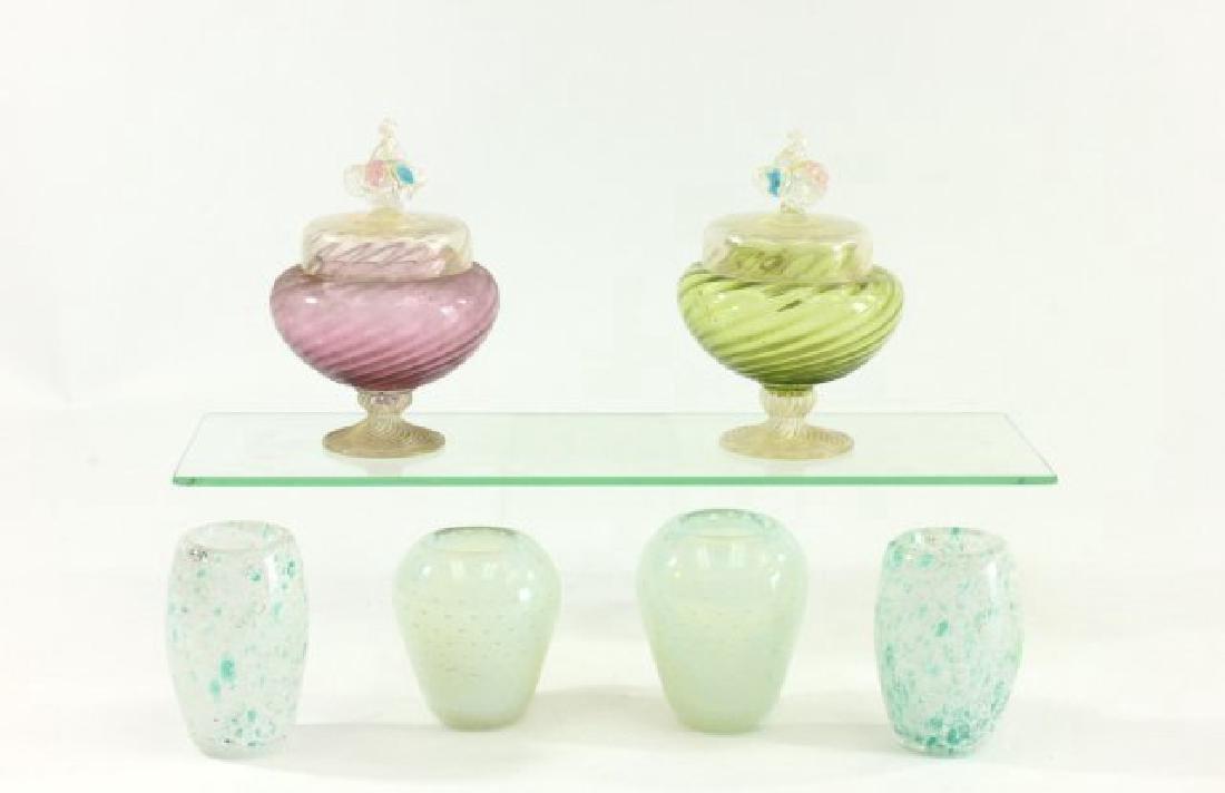 Group Lot Venetian Glass