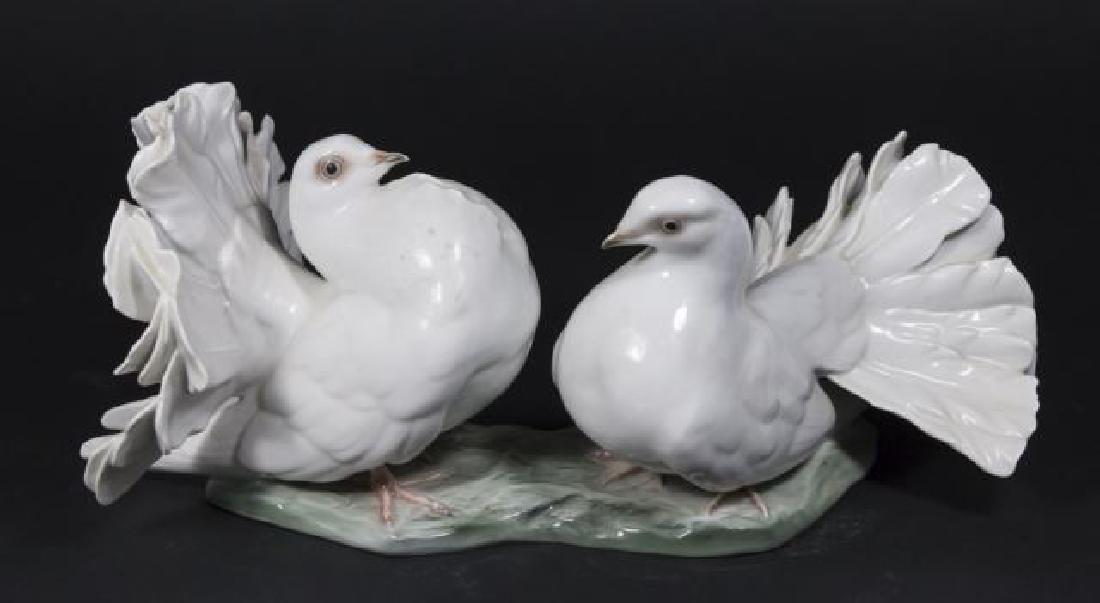 :Rosenthal Porcelain Doves