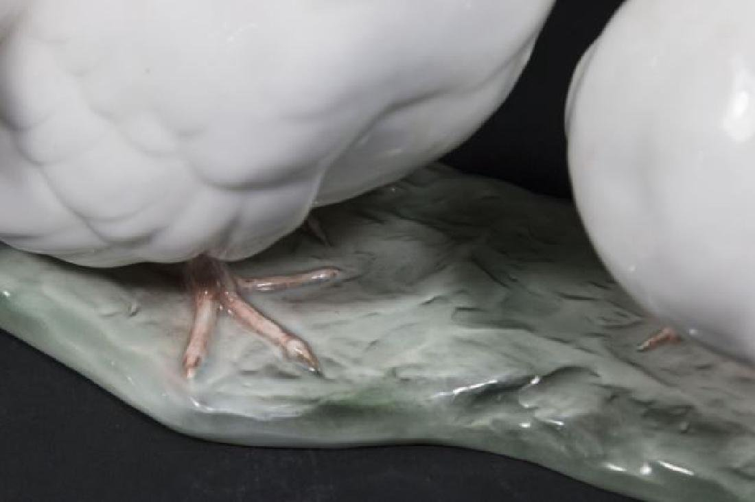 :Rosenthal Porcelain Doves - 4