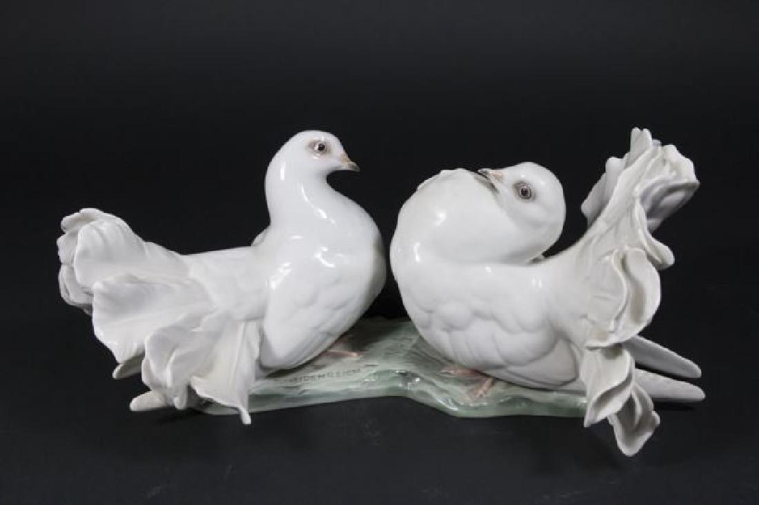 :Rosenthal Porcelain Doves - 5