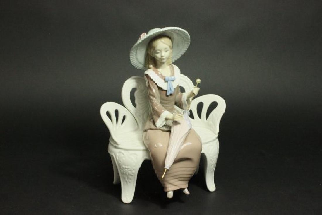 2 Lladro Figurines - 2