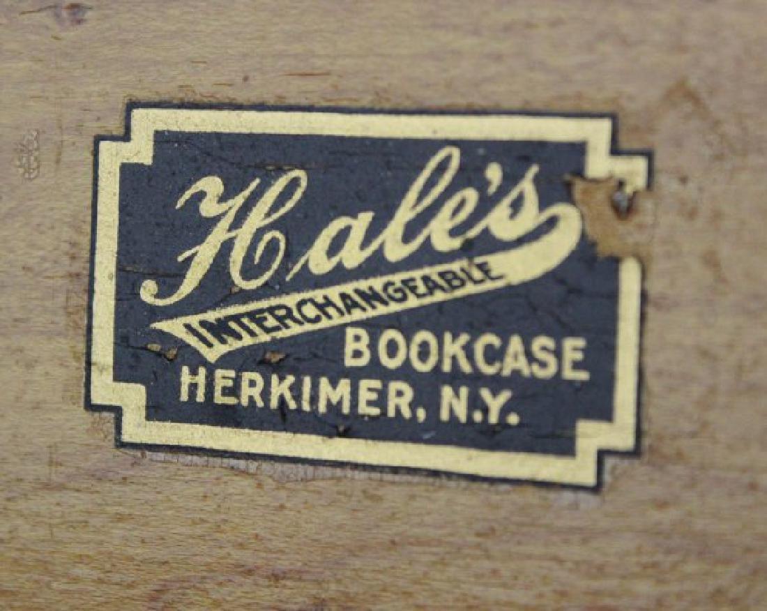 3-Stack Mahogany Bookcase - 6