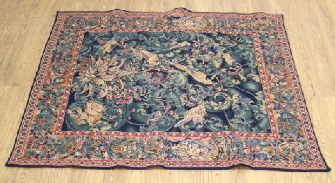"""French Tapestry, """"The Aristolochia Leaves"""""""