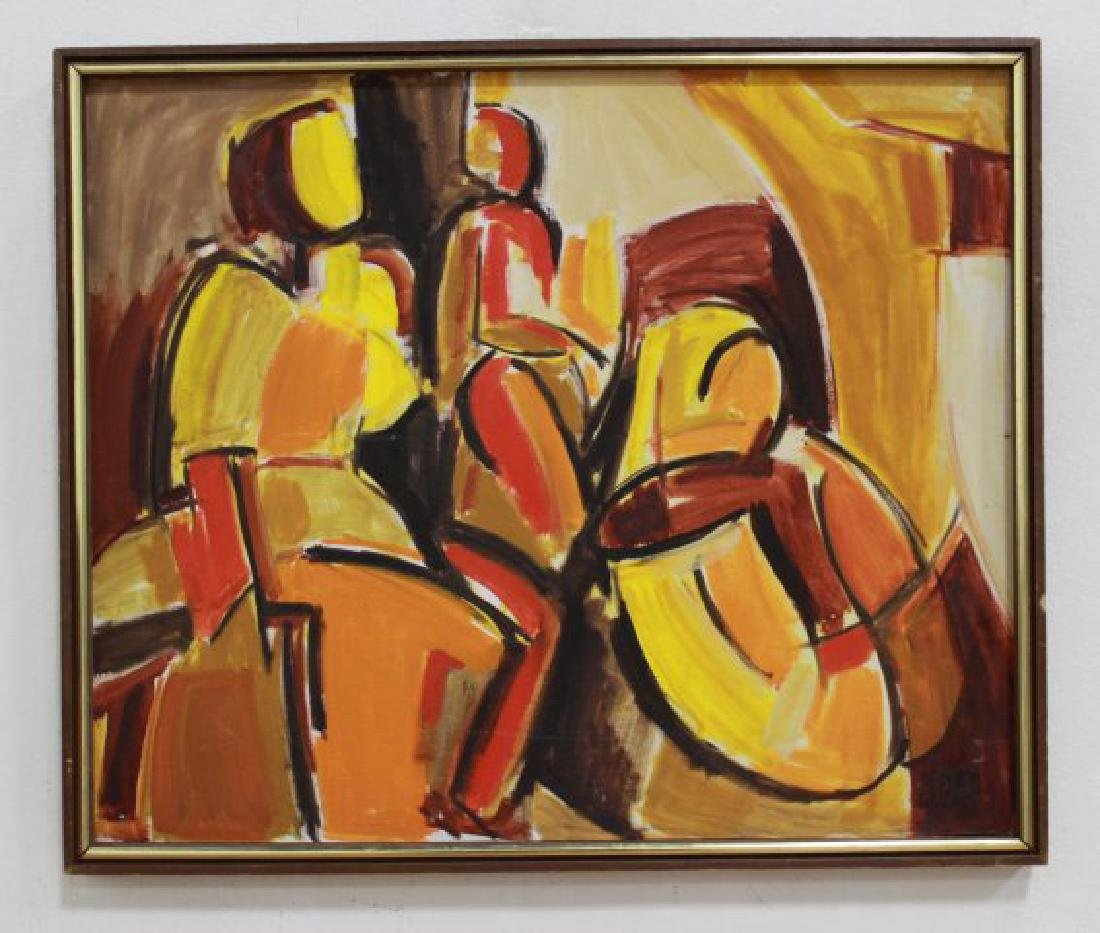 Karen Guzak, Abstract Figures - 2