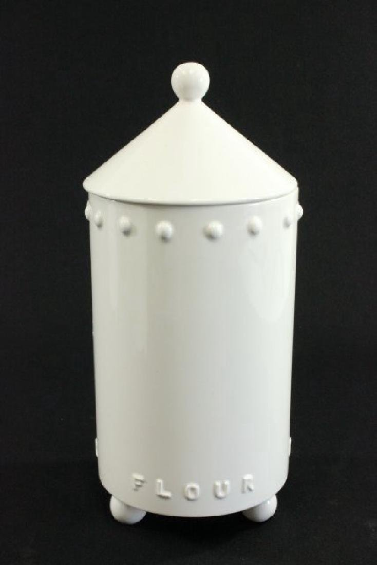 Justin Terzi Design for Swid Powell Canister Set - 2