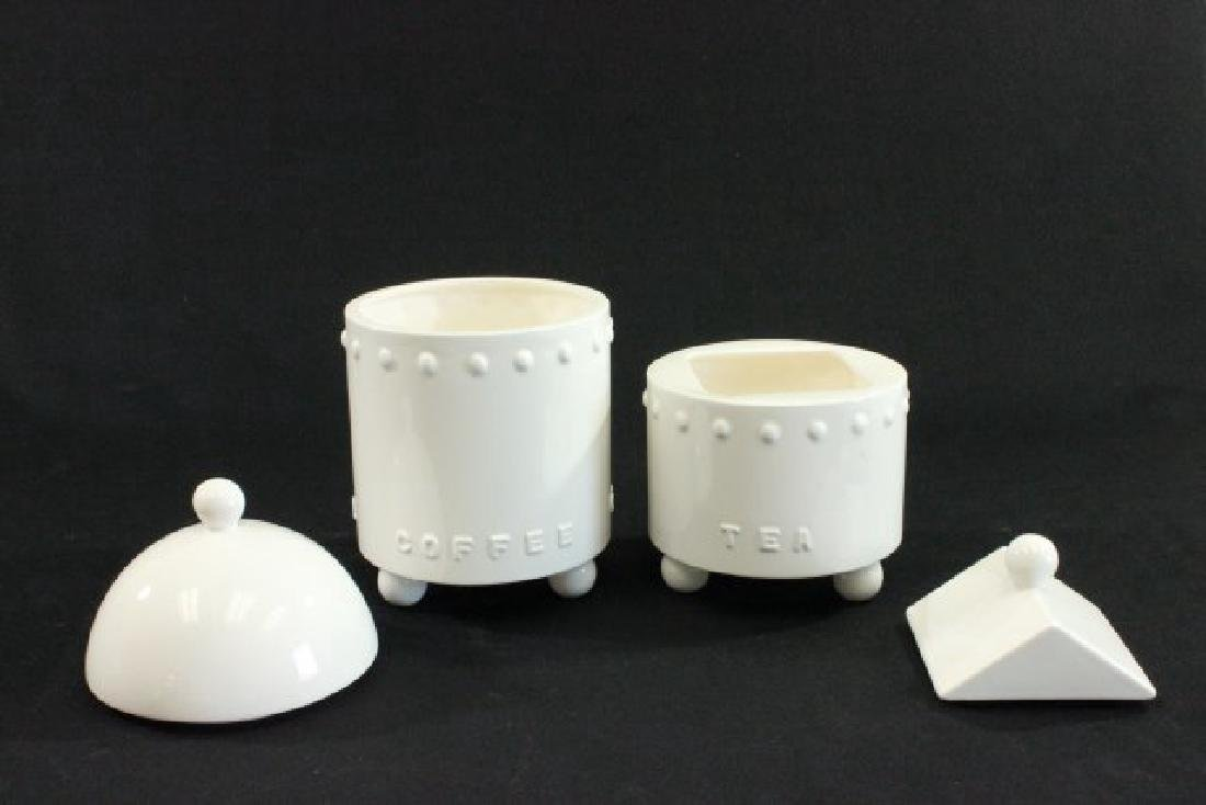 Justin Terzi Design for Swid Powell Canister Set - 8
