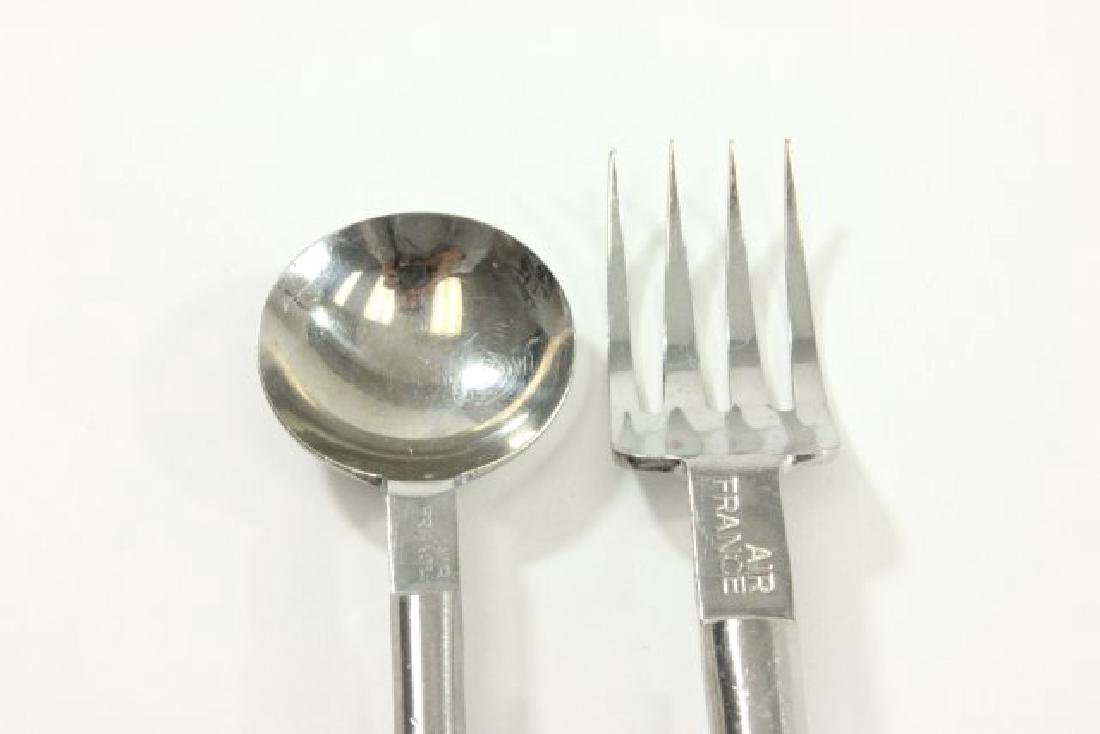 Raymond Loewy Design for Air France Flatware - 3