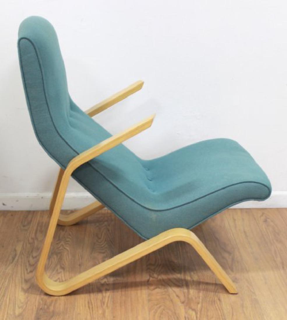 Eero Saarinen Laminated Birch Grasshopper Chair - 4