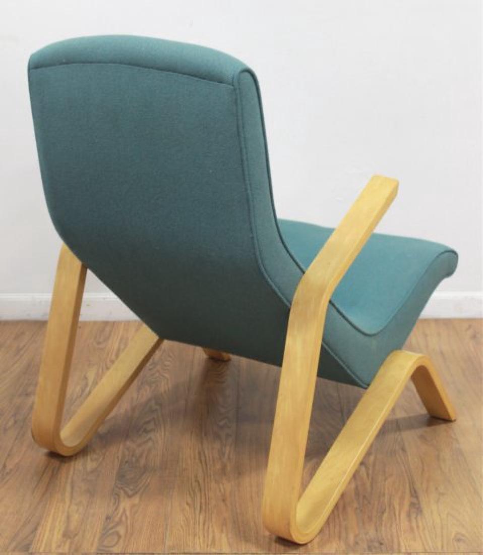 Eero Saarinen Laminated Birch Grasshopper Chair - 5