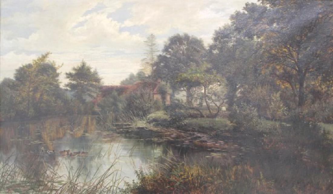 Arthur H. Davis, The Mill Stream