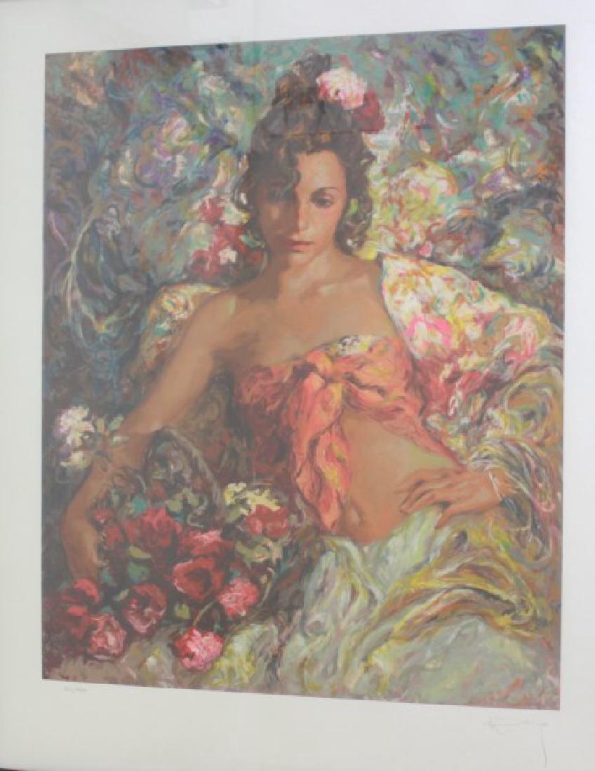 Jose Royo, Portraits of Young Ladies - 2