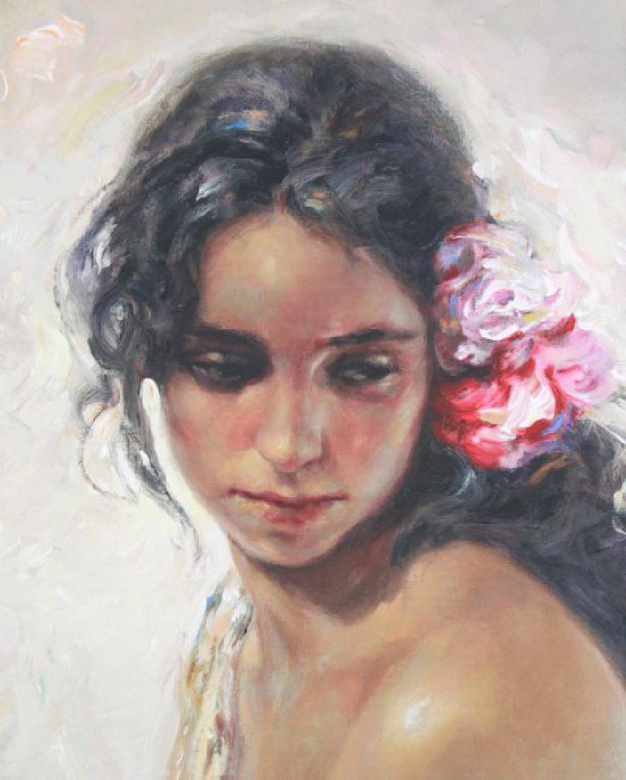 Jose Royo, Portraits of Young Ladies - 7