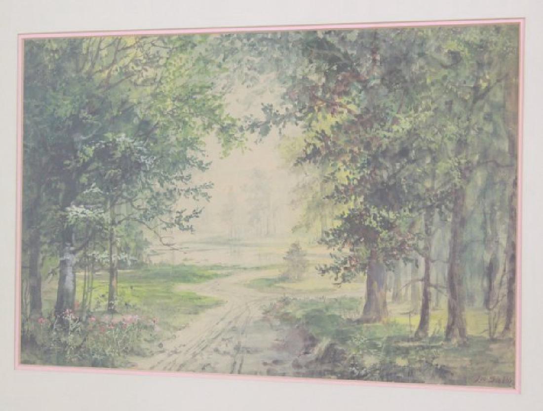 Leo Svelke, Forest Landscape