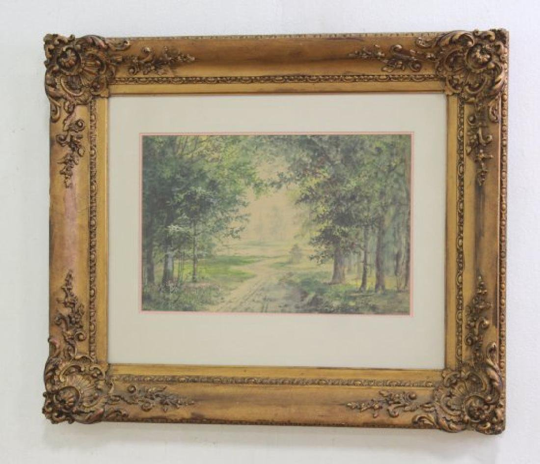 Leo Svelke, Forest Landscape - 2