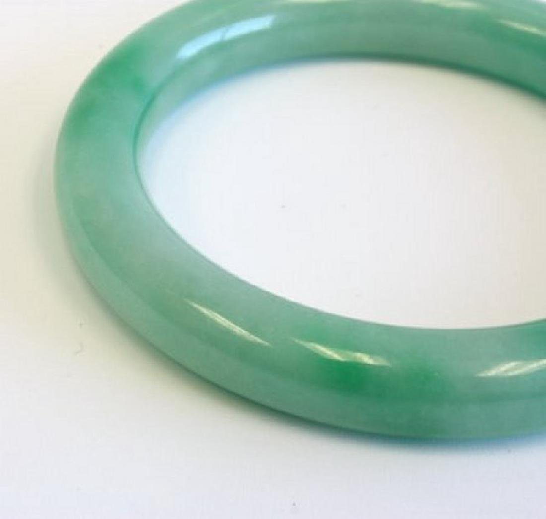 Pair of Jade Bracelets - 3
