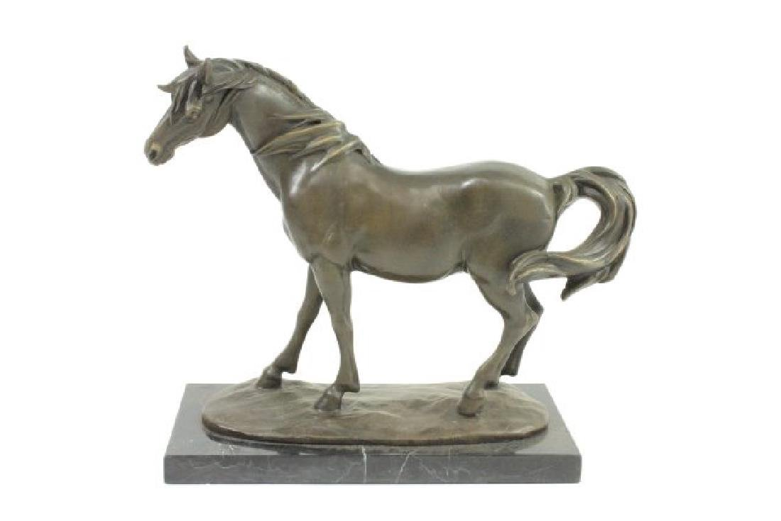 Bronze Horse - 2