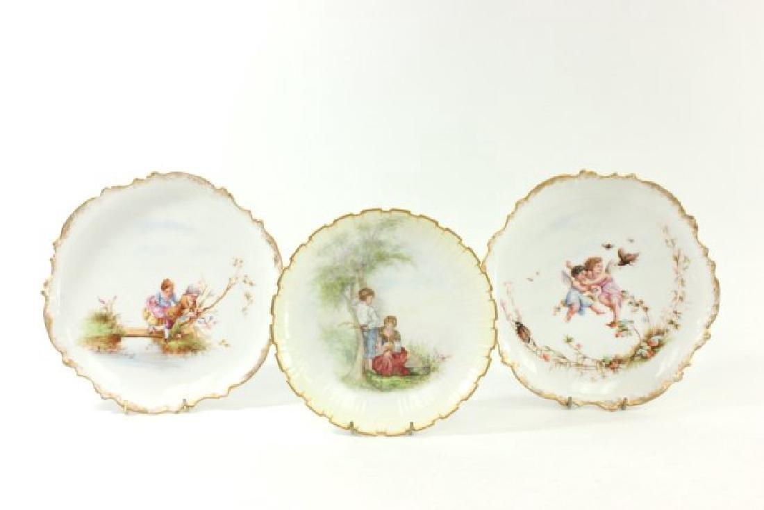 Group Lot of 8 Porcelain Pieces - 2