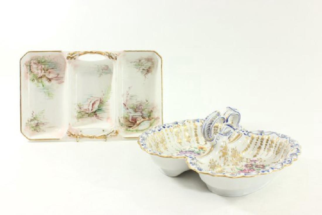 Group Lot of 8 Porcelain Pieces - 4