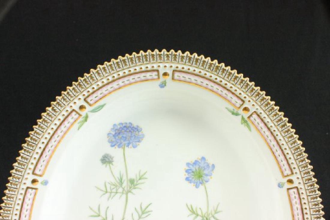 Royal Copenhagen Flora Danica Platter - 2