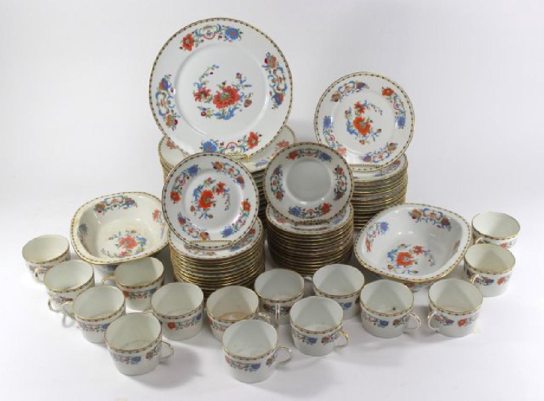 77-Piece Limoges Dinnerware Set