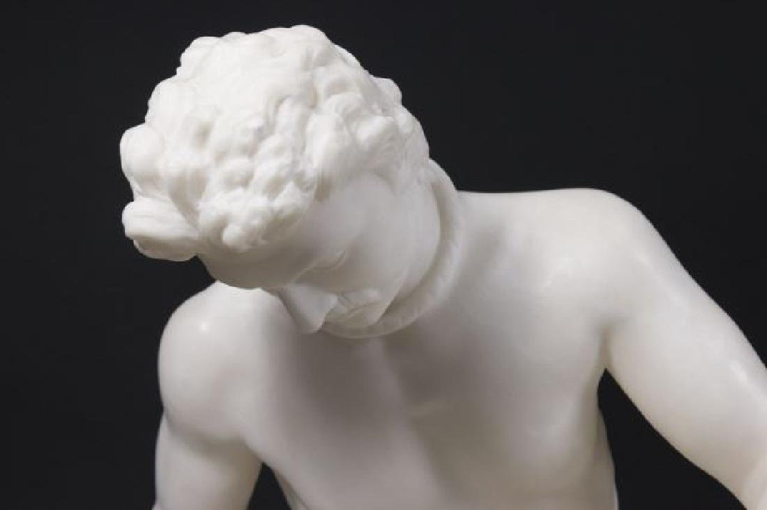 :Alabaster Figure of Dying Gaul - 2