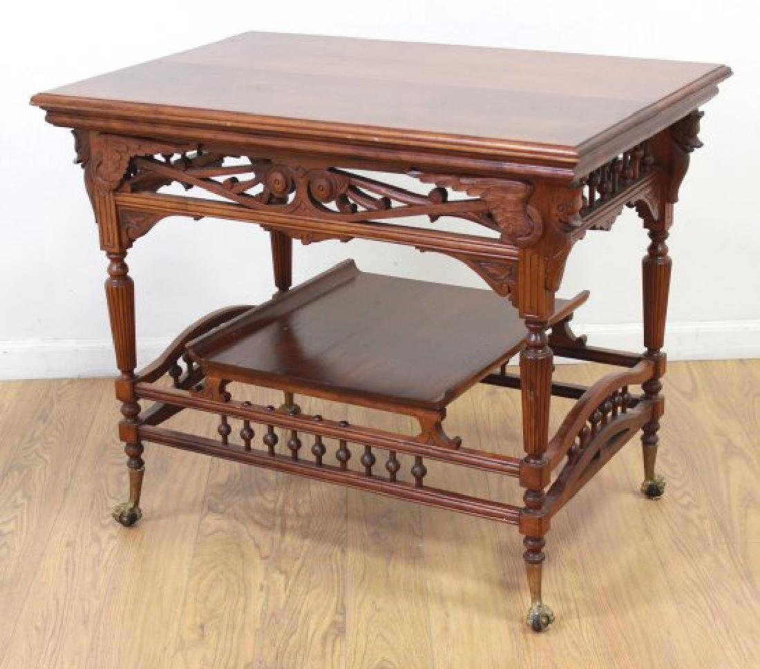 Victorian Center Table - 2