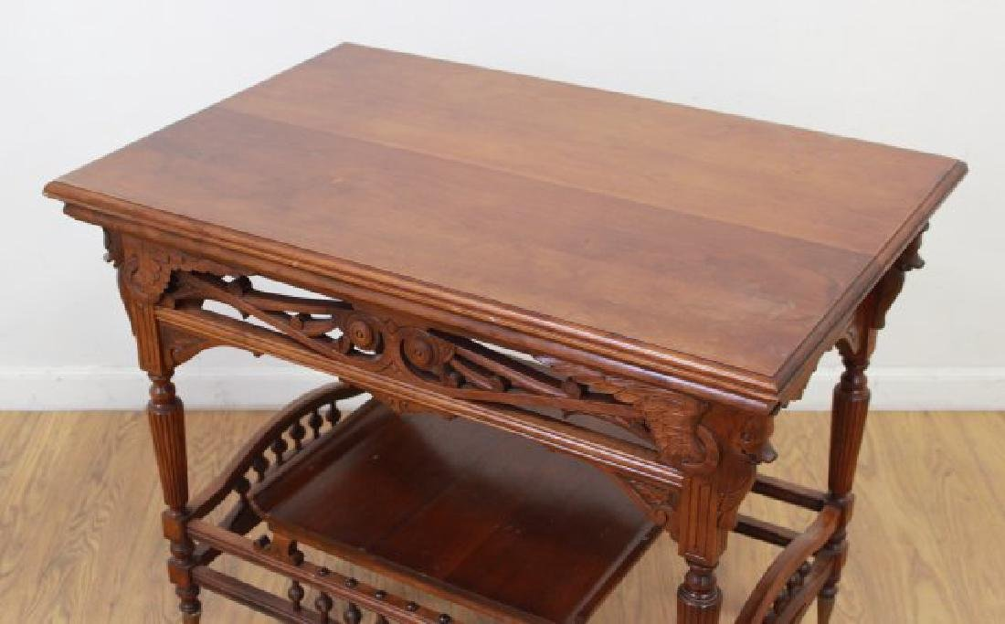 Victorian Center Table - 3