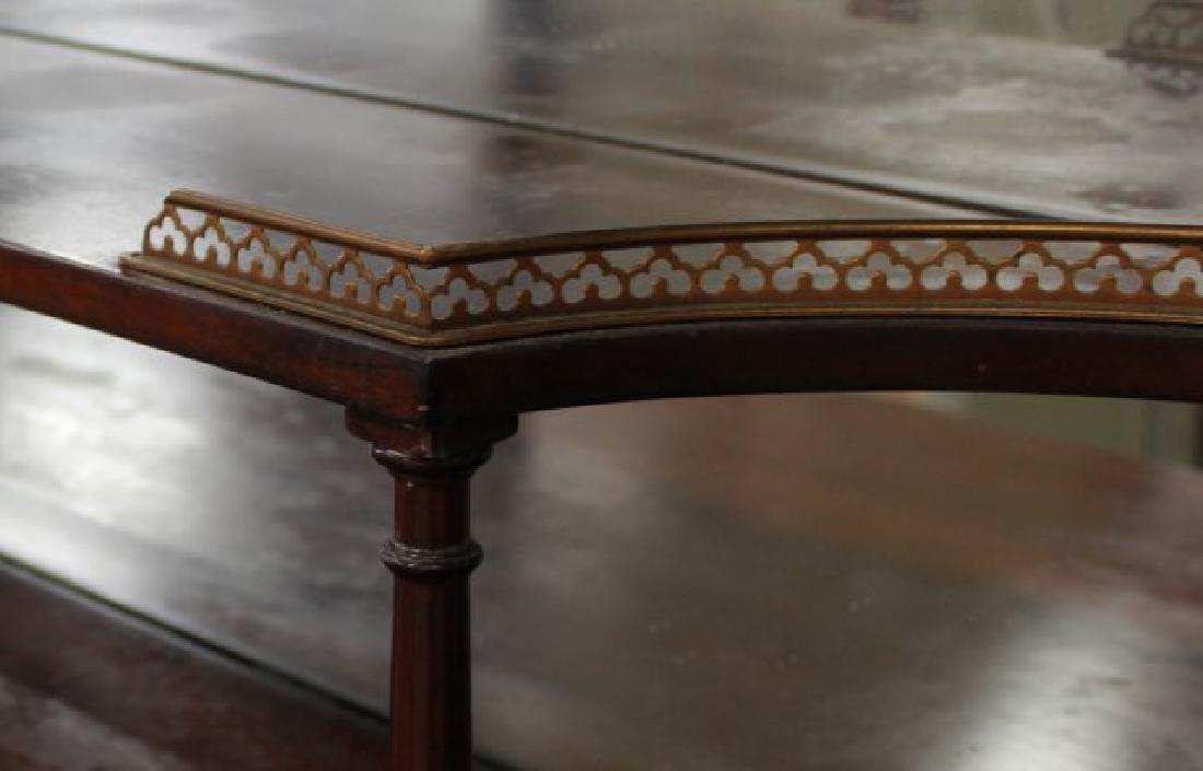 Circa 1930s Regency Style Mahogany Sideboard - 5