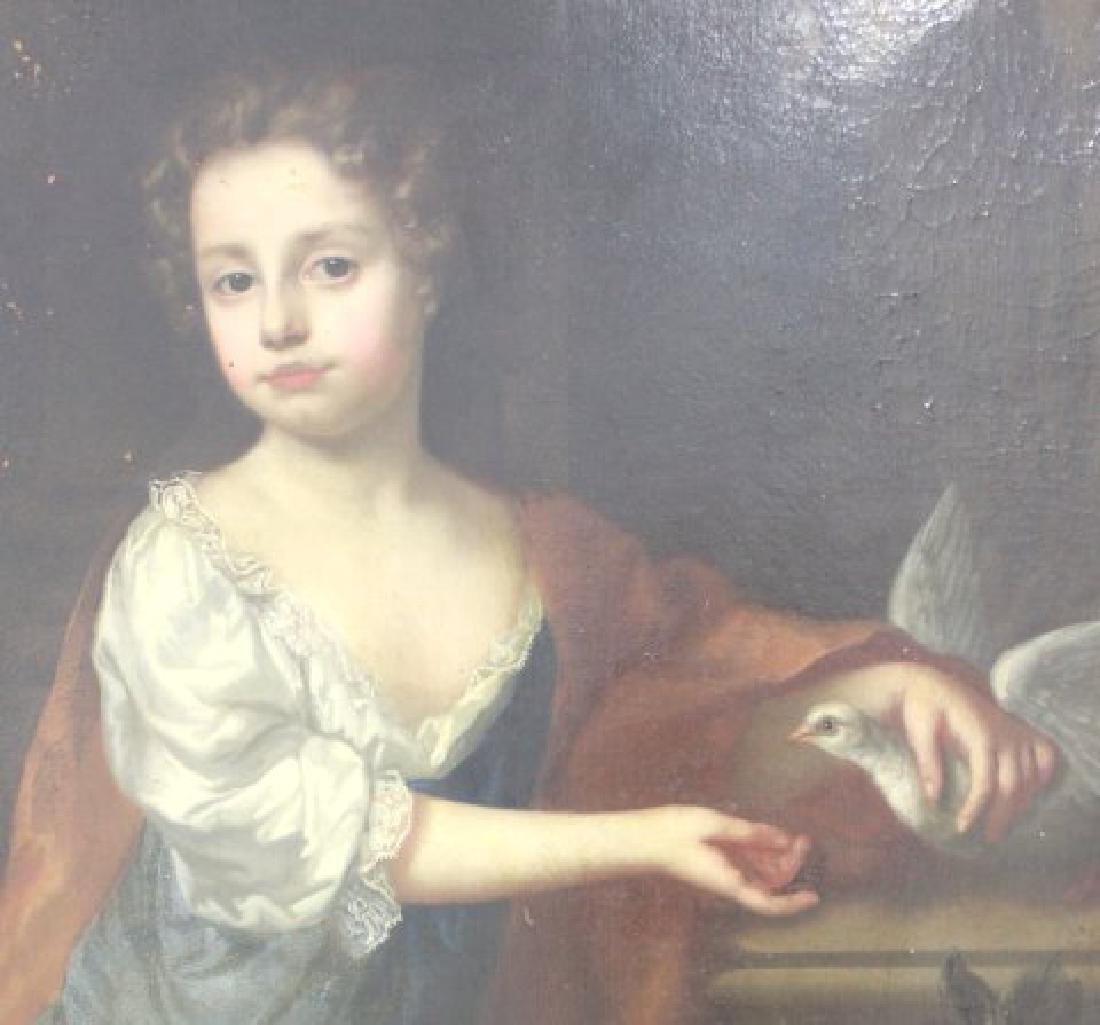 Attributed to Thomas Hill, Portrait of a Girl - 3