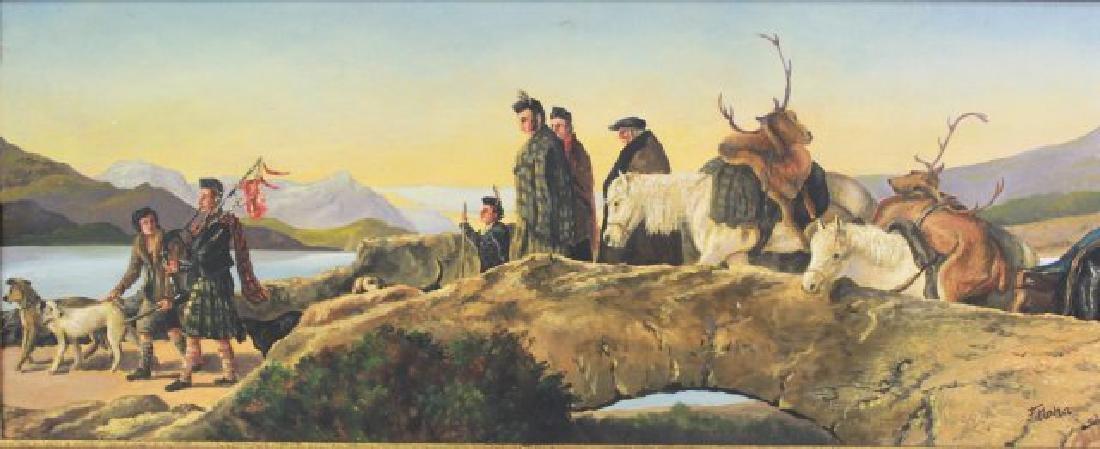:Franz Josef Noha, Scottish Highlanders