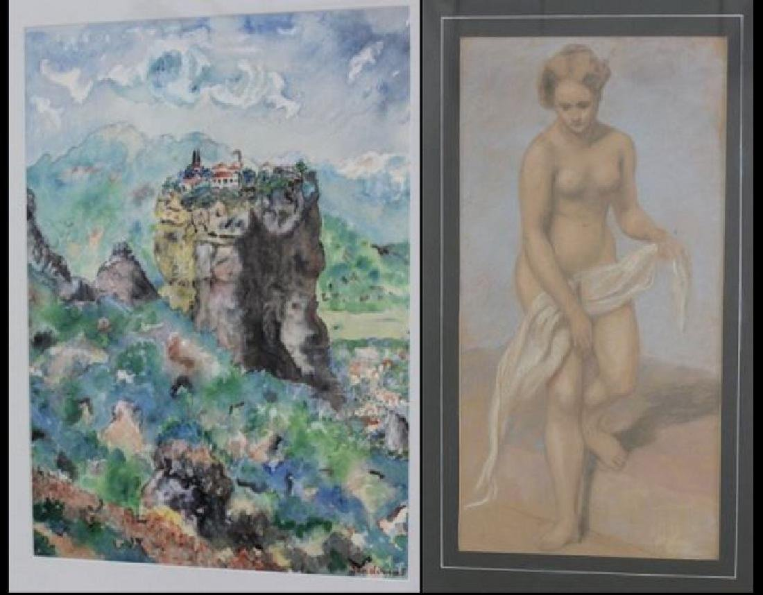 :George Richmond and Other, 2 Works