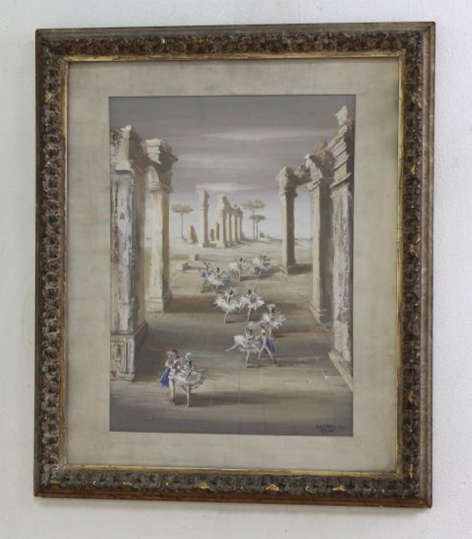Ricardo Magni, Dancers in Ruins