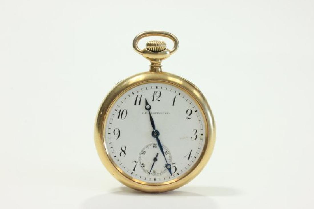 18K Gold Vacheron Constantin Pocket Watch