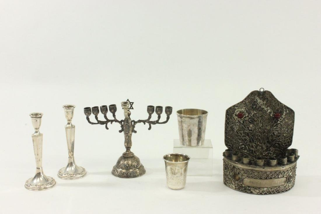 6 Piece Lot of Judaica Pieces
